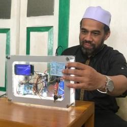 MAKSIMALKAN E-KTP, Buyut Habib Basirih Ciptakan Smart Checker