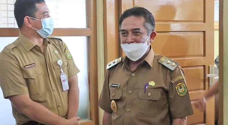 SEJUMLAH SKPD Diinspeksi Wakil Walikota Banjarmasin