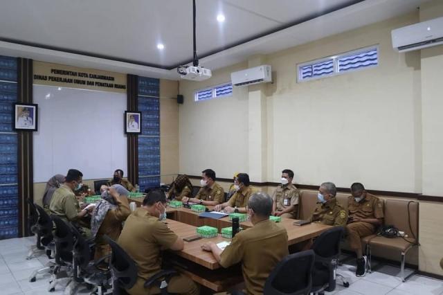 SEJUMLAH SKPD Diinspeksi Wakil Walikota Banjarmasin (2)