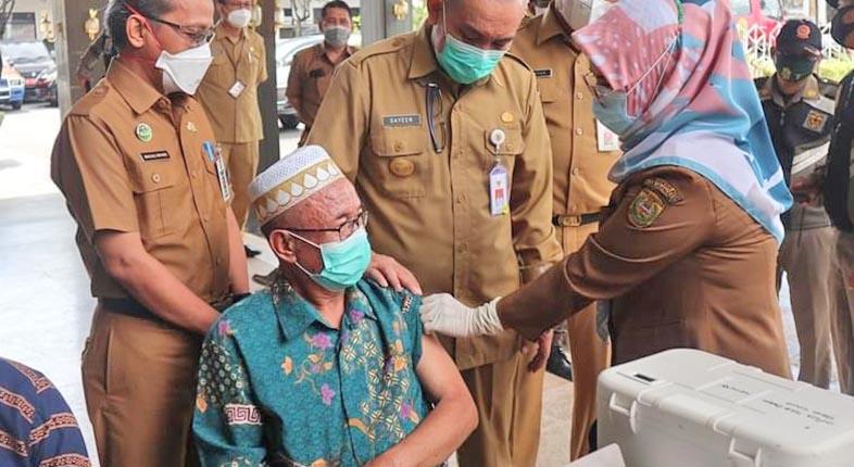 KEMBALI TURUN, Kalsel Sumbang 22 dari Sebaran 29.745 Kasus Baru COVID-19 di Indonesia