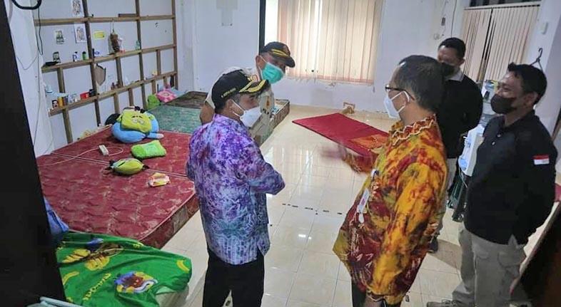TANCAP GAS, Wawali H Arifin Noor Kunjungi Sejumlah SKPD di Lingkungan Pemko Banjarmasin