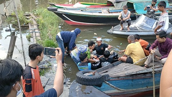 SEORANG Perempuan Pengidap Epilepsi Ditemukan tak Bernyawa di Sungai Yapahut