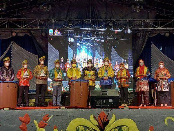 FESTIVAL Budaya Saijaan, Komitmen Pemkab Kotabaru Diapresiasi Anggota Komisi II DPRD Kalsel
