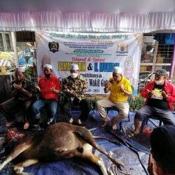 DPD PI Kalsel Tebar 1000 Bon Daging, Sekaligus Doa Bersama Kemenangan BirinMU