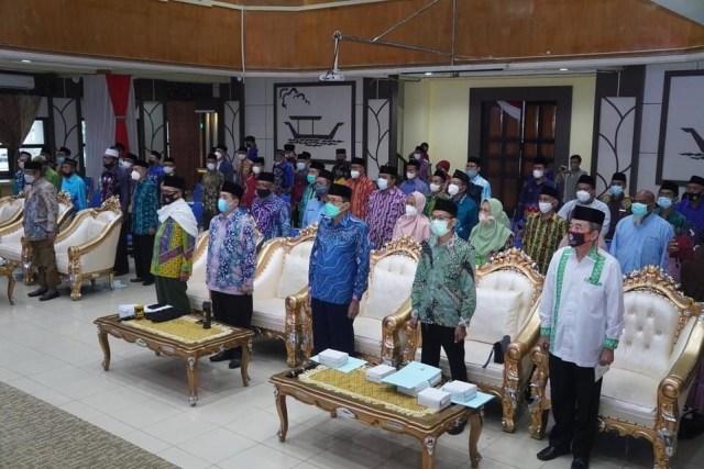 DILANTIK Ketua DDII Kalsel, Sekalian Launching Buku Ustadz H Chairani Idris (3)