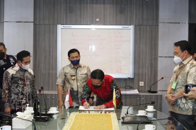 DISERTIFIKASI, 50 Aset Pemko Banjarmasin (2)