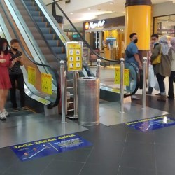 MASIH ADA Pelanggaran PPKM Level 4, Mall Pun Buka
