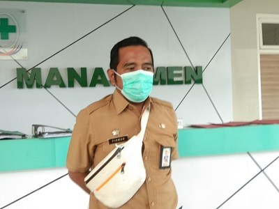 NAKES TUMBANG, RSD Idaman Buka Tutup Pelayanan Kesehatan