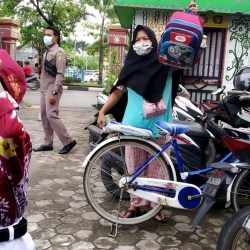 SERIBU VIAL Diperlukan untuk Vaksinasi Pelajar di Banjarmasin