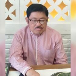 BANJAR BERDUKA LAGI, Mantan Sekda Nasrunsyah Tutup Usia