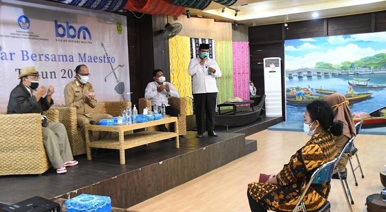 DUA PULUH Pemadihinan Banjarmasin Ikuti Program BBM Kemendikbud RI