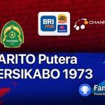 KALAH 0-3, Barito Putera Vs Tira Persikabo