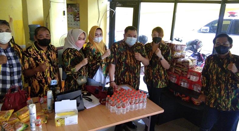 OPEN DONASI, PD AMPG Kalsel Galang Bantuan untuk Banjir Kalteng