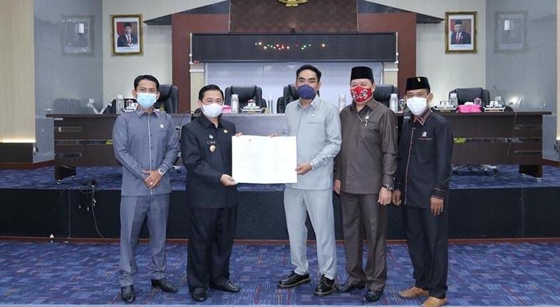 PERDA SOTK, Pemko dan DPRD Banjarmasin Sepakat Setuju