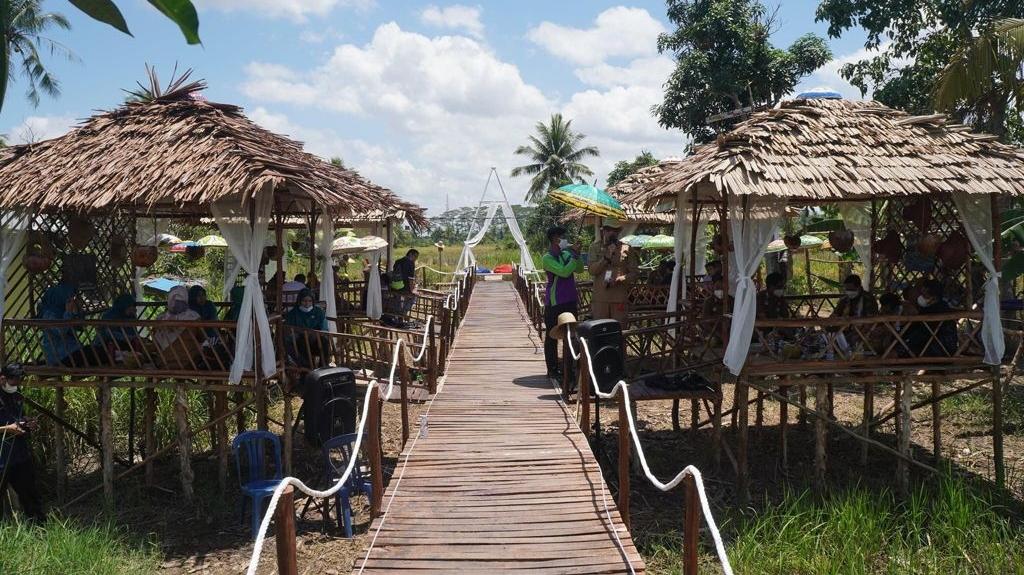 45 DESTINASI Wisata Tersedia di Banjarmasin, Termasuk Wisata Alam Kuin Kacil