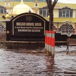 STATUS BANJARMASIN Waspada Banjir