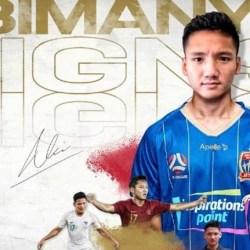 SOROTAN Media, Syahrian Abimanyu Pecahkan Rekor di Liga Malaysia