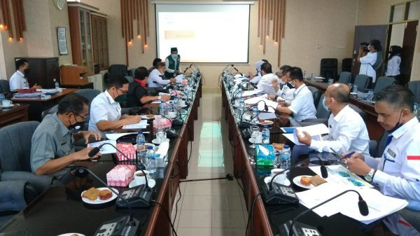 KORIDOR BRT Banjarbakula Ditambah Dibahas di DPRD Kalsel