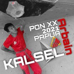 ATLET Panjat Tebing asal Pengcab FPTI Kotabaru Siap Beraksi di PON XX Papua, Optimis Meraih Medali Emas