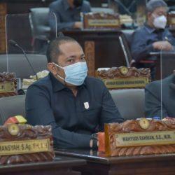 KOMISI IV DPRD Kalsel Sudah Merancang Draf Aturan Sesuai Perpres No 82 Tahun 2021