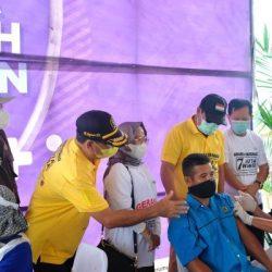 GERAKAN Nasional Vaksinasi 7 Juta Warga Perkebunan, Termasuk di Kalsel