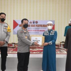 DIV HUMAS POLRI Ajak Santri di Darul Ilmi Banjarbaru Lawan Radikal dan Terorisme