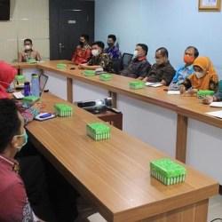 BELAJAR Smart City, Diskominfotik Barsel Silaturrahmi ke Banjarmasina