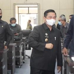SURAT PROTES Dilayangkan Walikota Banjarmasin ke KPC – PEN Akibat Perpanjangan PPKM Level 4 Lagi