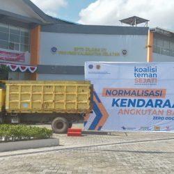 BANYAK Angkutan Truk di Provinsi Kalsel Over Kapasitas