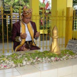 KENAKAN Busana Adat Banjar dan Brigjen TNI Firmansyah Kenang Perjuangan Pangeran Antasari