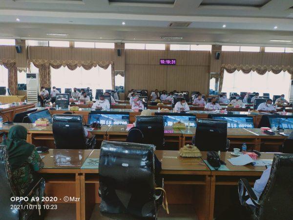 """VISI Kalsel Lima Tahun ke Depan """"MAJU"""" dengan Isu Strategis RPJMD"""