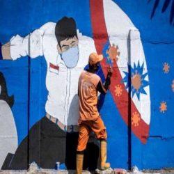 BHAYANGKARA Mural Festival, Polda Kalsel Beri Ruang Kreasi untuk Seniman