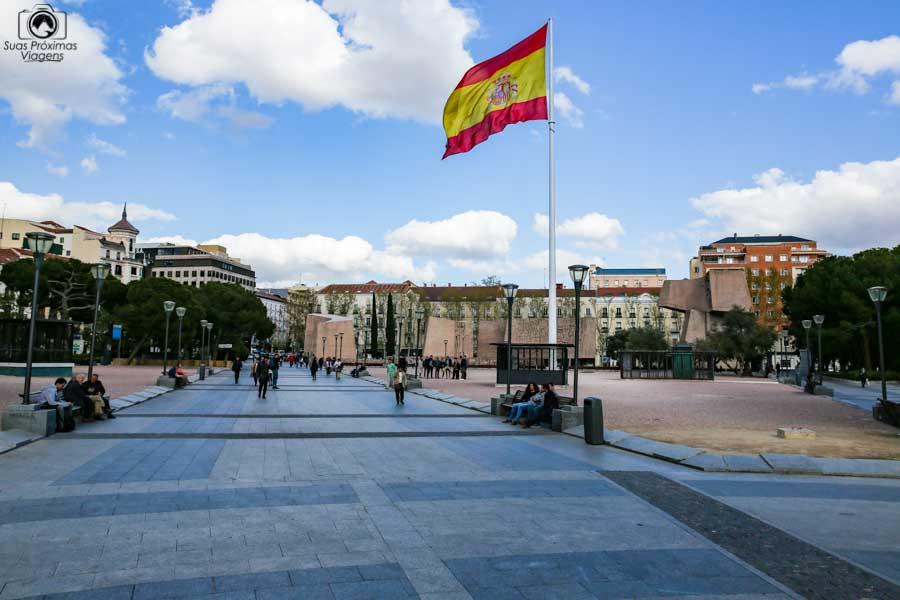 Plaza de Colón em o que fazer em Madri