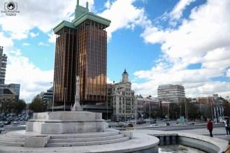 Plaza de Colón em pontos turísticos em Madri