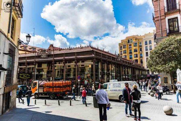 Mercado San Miguel em Onde Comer em Madri