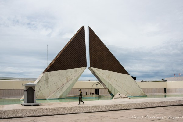 Monumento aos Combatentes em Lisboa - Portugal