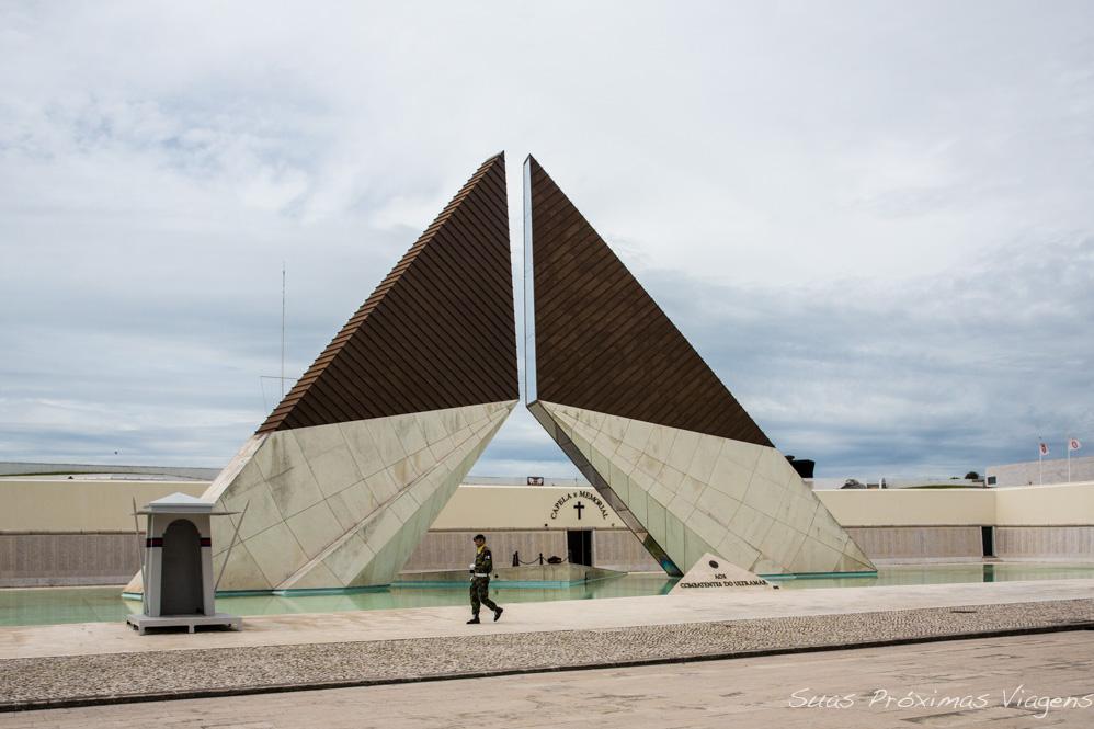 Monumento aos Combatentes em Lisboa Portugal