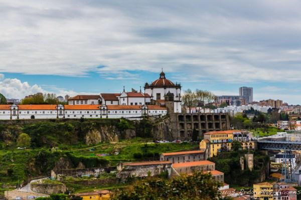 Mosteiro da Serra do Pilar em Gaia