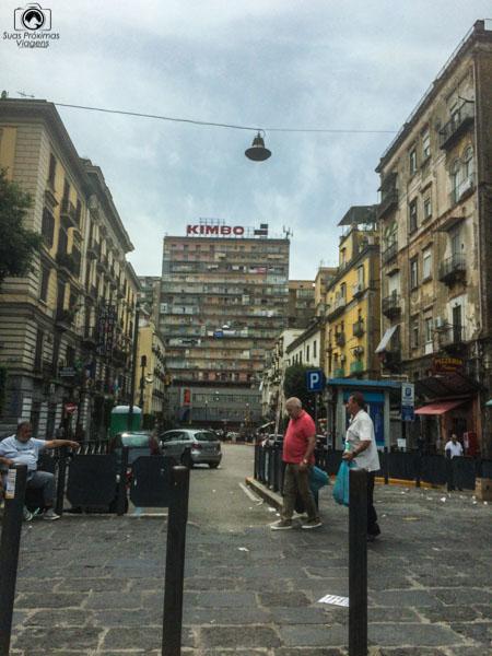 Imagem de Ruas do Centro Nápolis