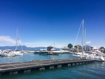Marina no Lago Garda