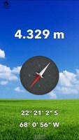 Altitude no Solar de Tara