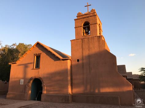 Igreja Central de San Pedro
