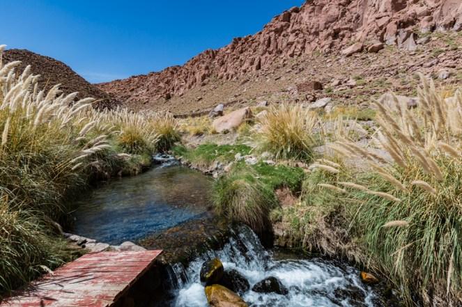 Termas de Puritama - Atacama