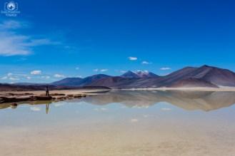 Salar de Talar no Roteiro do Atacama