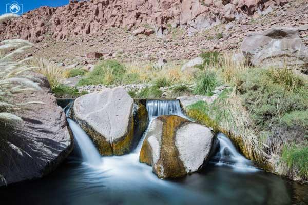Termas de Puritama no Roteiro no Deserto do Atacama de 5 dias