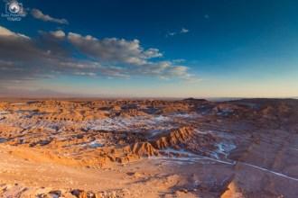 Valle de La Muerte em Roteiro no Atacama