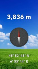 Altitude no Mirante Mont Blanc