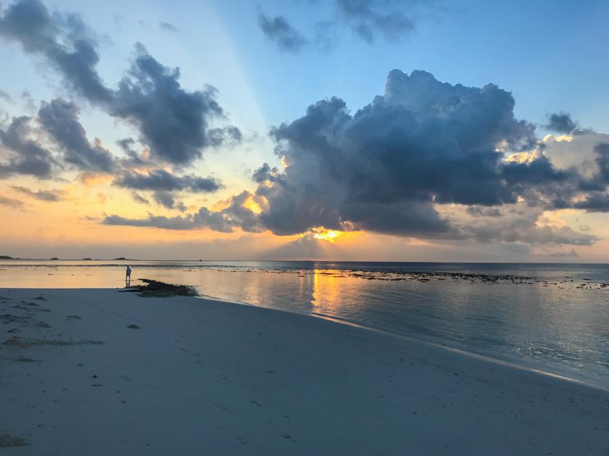 imagem do Pôr do Sol sensacional
