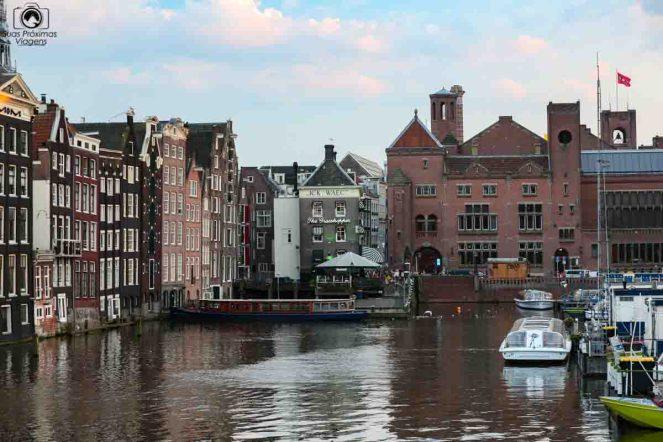 Canais em Amsterdam II