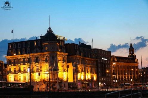 Hotel Victoria em Amsterdam